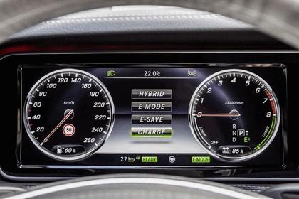 2014 Mercedes-Benz S550 ( W222 ) Plug-in Hybrid - USA version 52