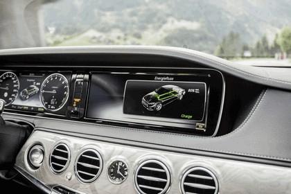 2014 Mercedes-Benz S550 ( W222 ) Plug-in Hybrid - USA version 53