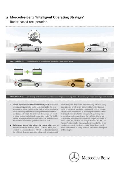 2014 Mercedes-Benz S550 ( W222 ) Plug-in Hybrid - USA version 56