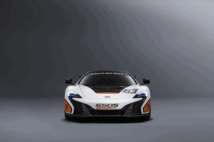 2014 McLaren 650S Sprint 5