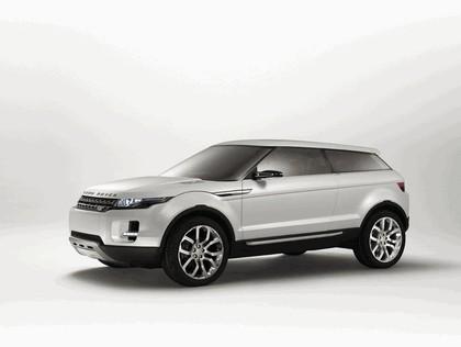 2007 Land Rover LRX concept 9