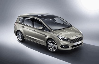 2015 Ford S-Max 3