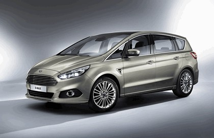 2015 Ford S-Max 4