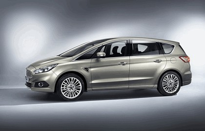 2015 Ford S-Max 5