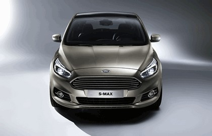 2015 Ford S-Max 7