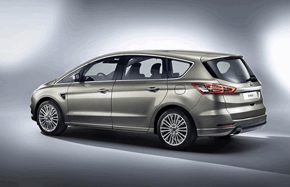 2015 Ford S-Max 8