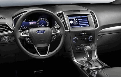 2015 Ford S-Max 15