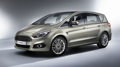 2015 Ford S-Max 1
