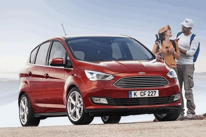 2015 Ford C-Max 9