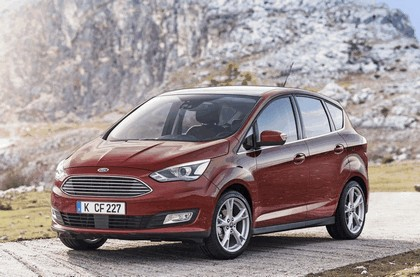 2015 Ford C-Max 11