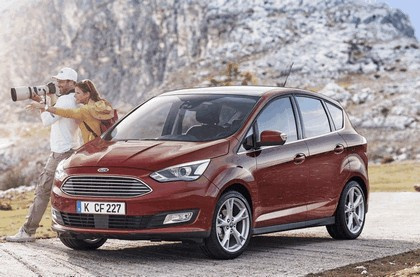 2015 Ford C-Max 12