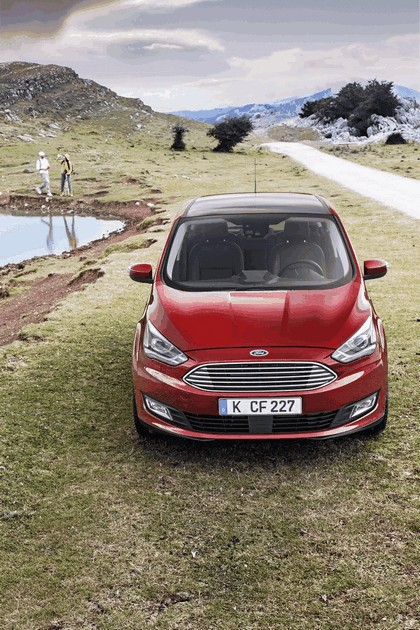 2015 Ford C-Max 13
