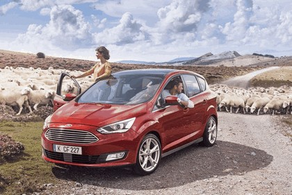 2015 Ford C-Max 16