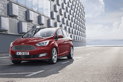 2015 Ford C-Max 17
