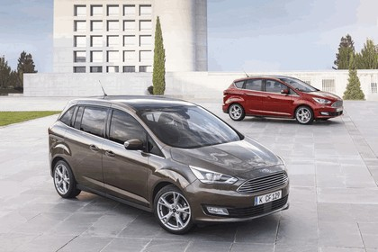 2015 Ford Grand C-Max 10