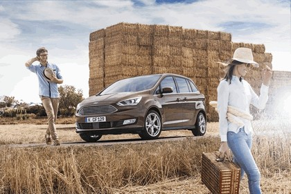 2015 Ford Grand C-Max 14