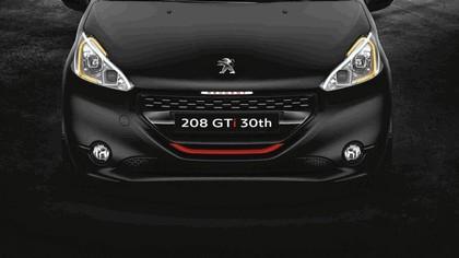 2014 Peugeot 208 GTI 30th 4