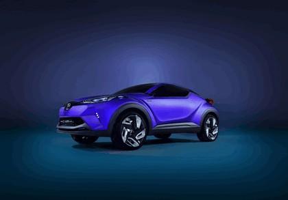 2014 Toyota C-HR concept 2