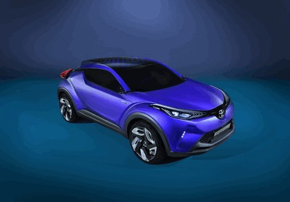 2014 Toyota C-HR concept 4