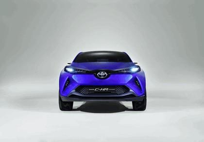 2014 Toyota C-HR concept 7