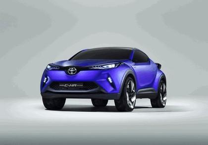 2014 Toyota C-HR concept 8