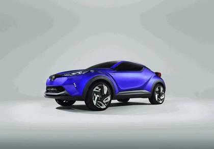 2014 Toyota C-HR concept 9