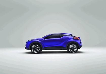 2014 Toyota C-HR concept 10