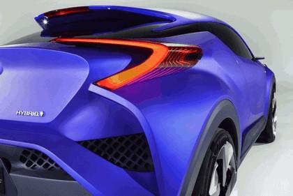 2014 Toyota C-HR concept 19