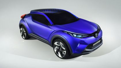 2014 Toyota C-HR concept 3