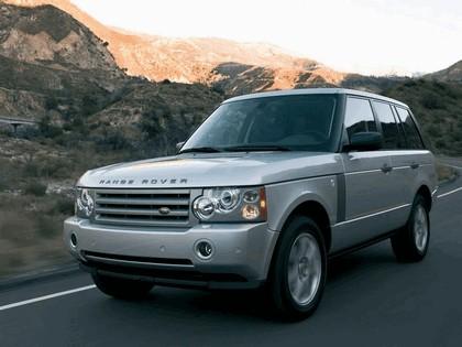 2007 Land Rover Range Rover HSE 3