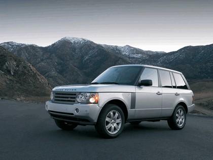 2007 Land Rover Range Rover HSE 6