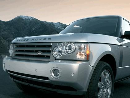 2007 Land Rover Range Rover HSE 7