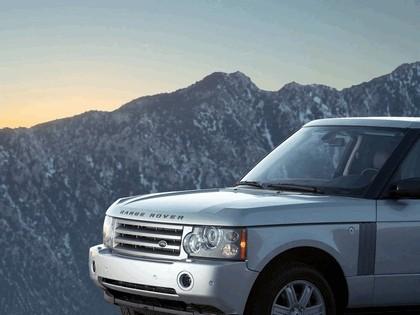 2007 Land Rover Range Rover HSE 8