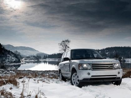 2007 Land Rover Range Rover HSE 10