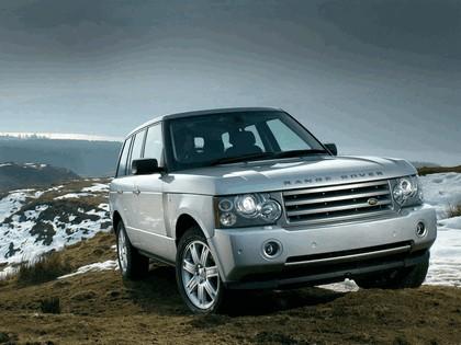 2007 Land Rover Range Rover HSE 11
