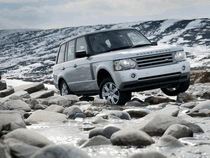 2007 Land Rover Range Rover HSE 13