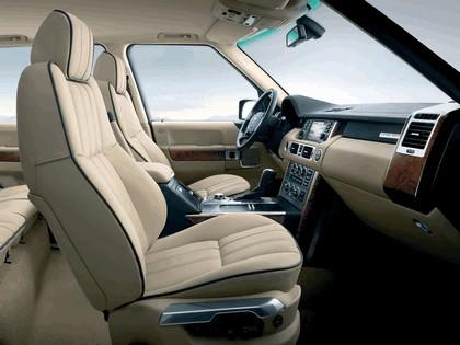 2007 Land Rover Range Rover HSE 15