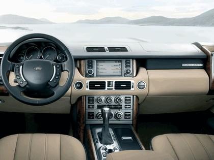 2007 Land Rover Range Rover HSE 16