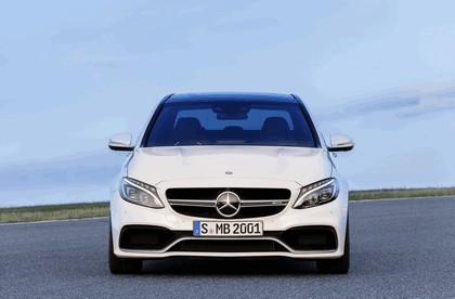 2014 Mercedes-Benz C63 AMG ( W205 ) 4