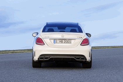 2014 Mercedes-Benz C63 AMG ( W205 ) 5
