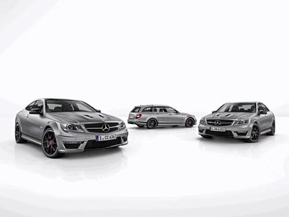 2014 Mercedes-Benz C63 AMG ( W205 ) 9