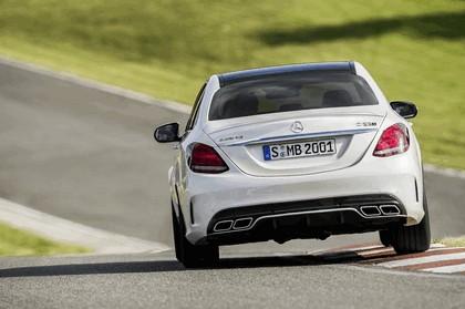 2014 Mercedes-Benz C63 AMG ( W205 ) 13