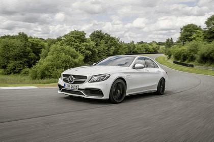 2014 Mercedes-Benz C63 AMG ( W205 ) 15