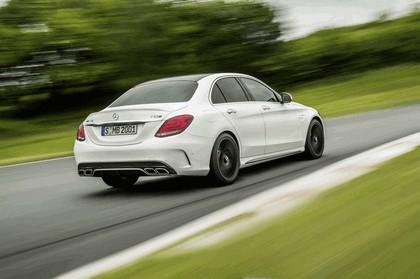 2014 Mercedes-Benz C63 AMG ( W205 ) 16