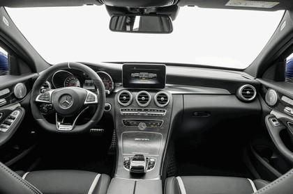 2014 Mercedes-Benz C63 AMG ( W205 ) 18