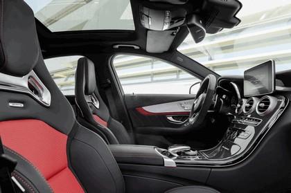 2014 Mercedes-Benz C63 AMG ( W205 ) 19