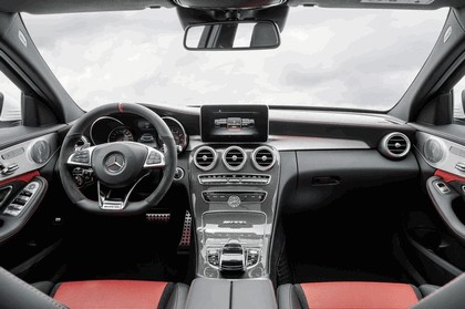 2014 Mercedes-Benz C63 AMG ( W205 ) 20
