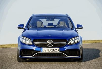 2014 Mercedes-Benz C63 AMG ( W205 ) SW 5
