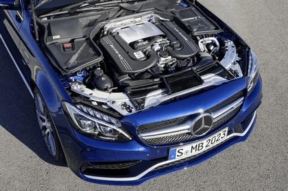 2014 Mercedes-Benz C63 AMG ( W205 ) SW 9
