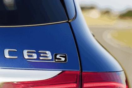 2014 Mercedes-Benz C63 AMG ( W205 ) SW 21